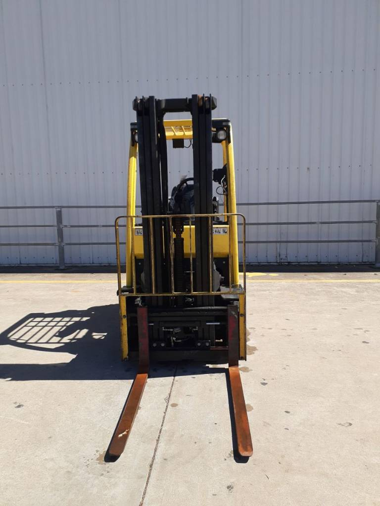 Hyster H1.8FT, LPG counterbalance Forklifts, Material Handling