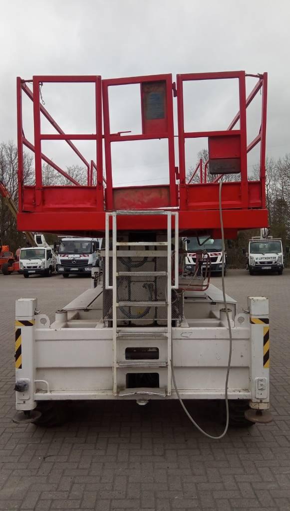 JLG SL 153-22 LI, Scissor lifts, Construction