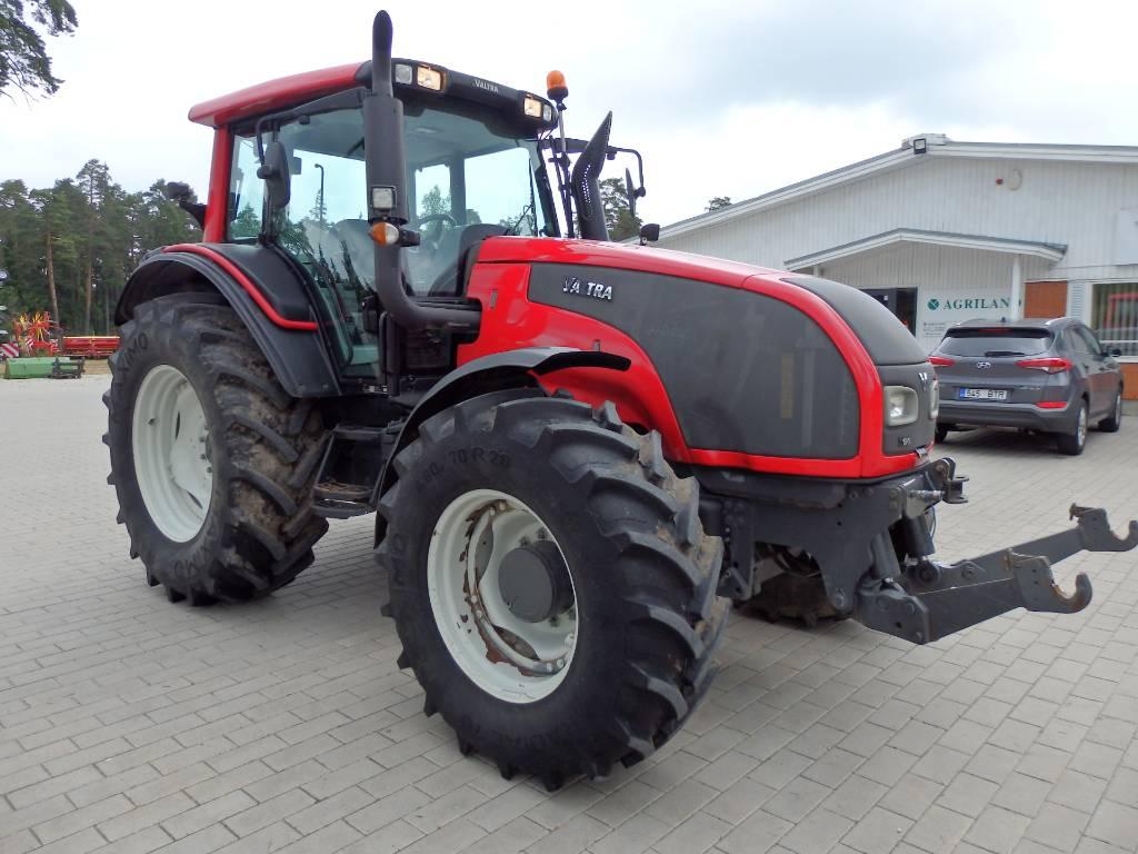 Valtra T191, Traktorid, Põllumajandus