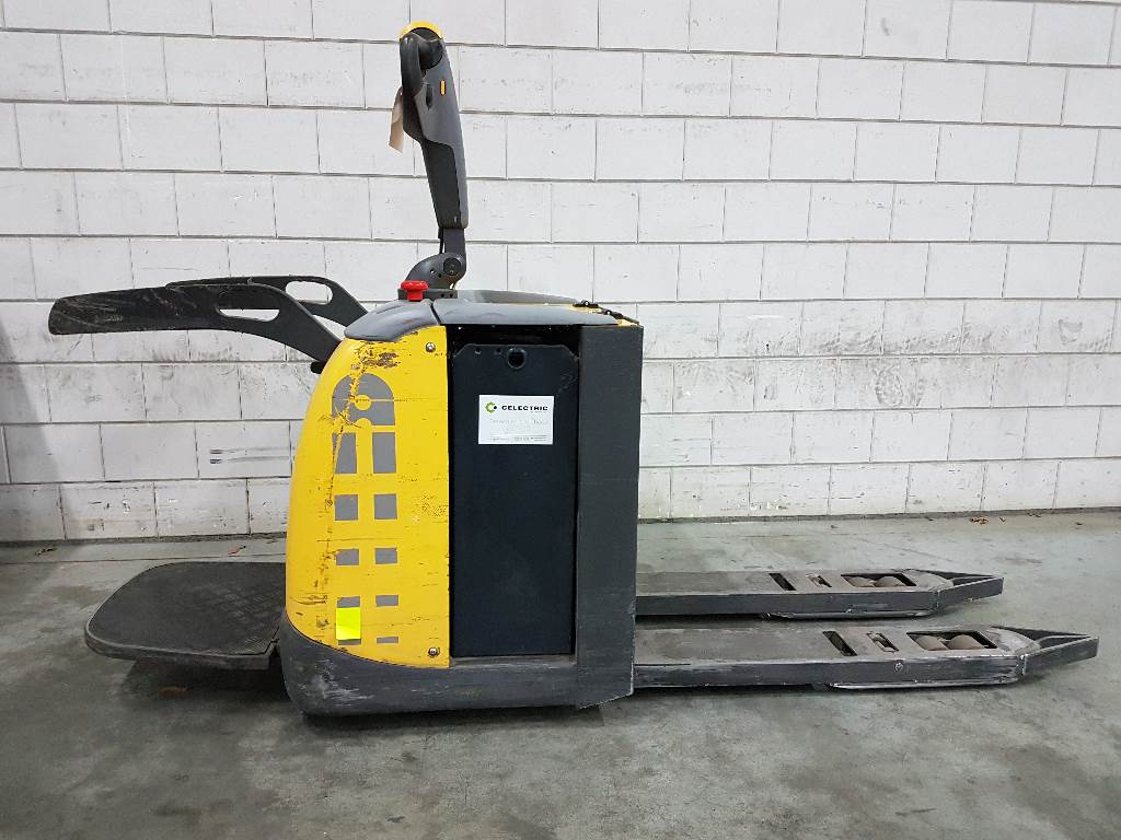 Atlet 200PLP, Electro-pallettrucks, Laden en lossen