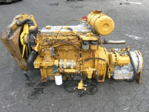 Perkins Motor Twa8360u Twa 8360 U Bouwjaar 1995