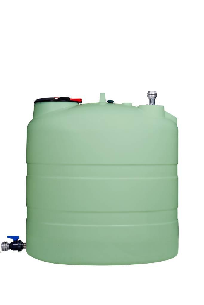 Swimer Tank Agro 2500 Eco-line Basic Jednopłaszczowy, Zbiorniki, Maszyny rolnicze