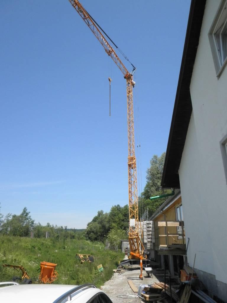 Liebherr 26K.1, Turmdrehkrane, Baumaschinen