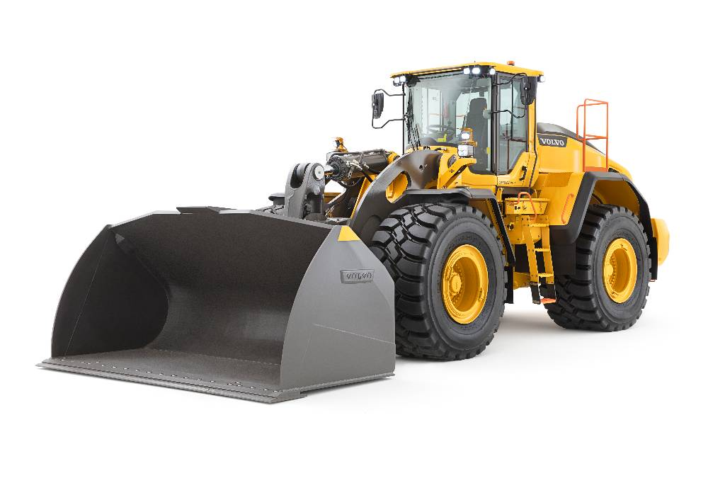 Volvo L260H, Wheel Loaders, Construction Equipment