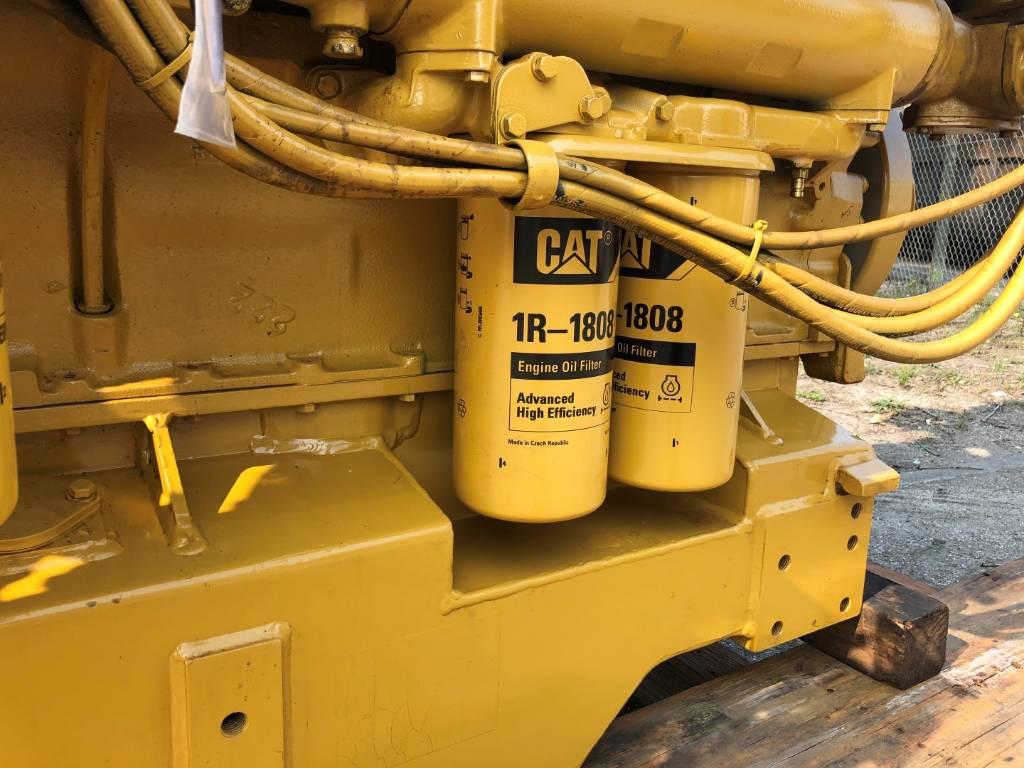 Caterpillar 3412 C DITA - Marine Auxiliary - 682 kW - 9BR, Marine auxiliary engines, Construction