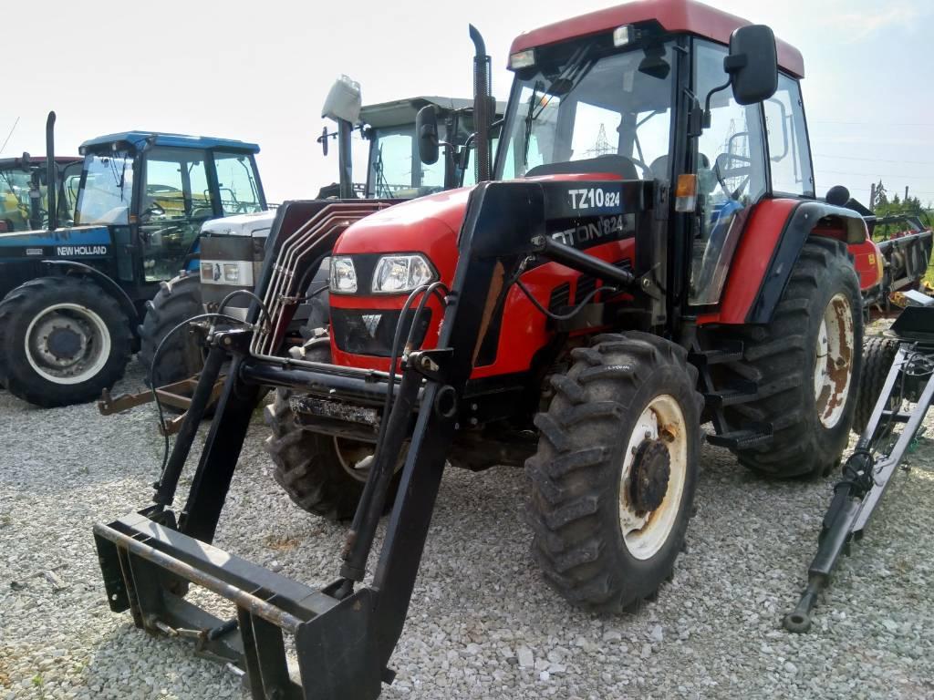 Foton 824, Traktorid, Põllumajandus