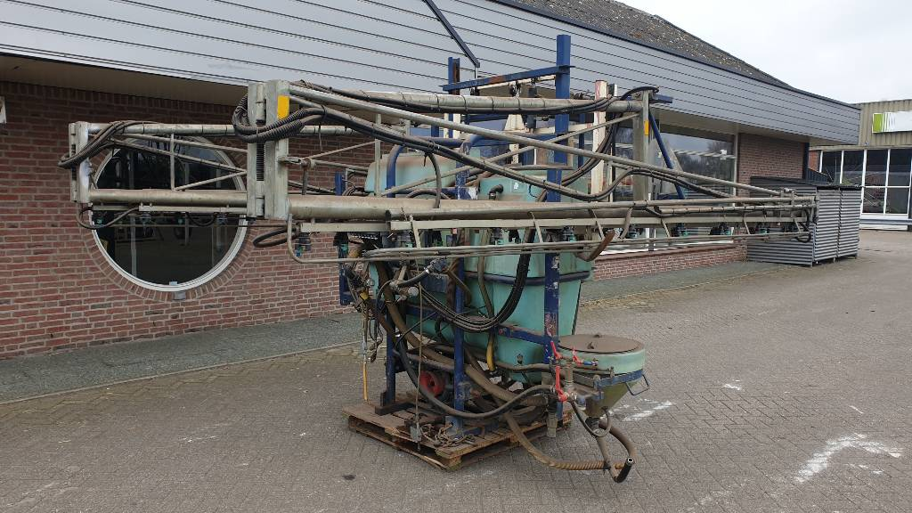 Sieger Veldspuit type SM, Mounted sprayers, Agriculture