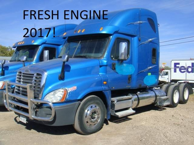 Freightliner Cascadia, Conventional Trucks / Tractor Trucks, Trucks and Trailers