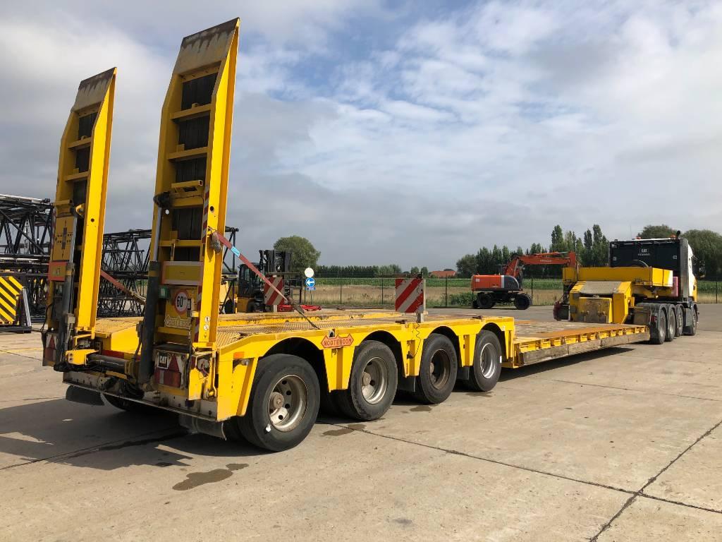 Nooteboom EURO 78-04, Low loader-semi-trailers, Transportation