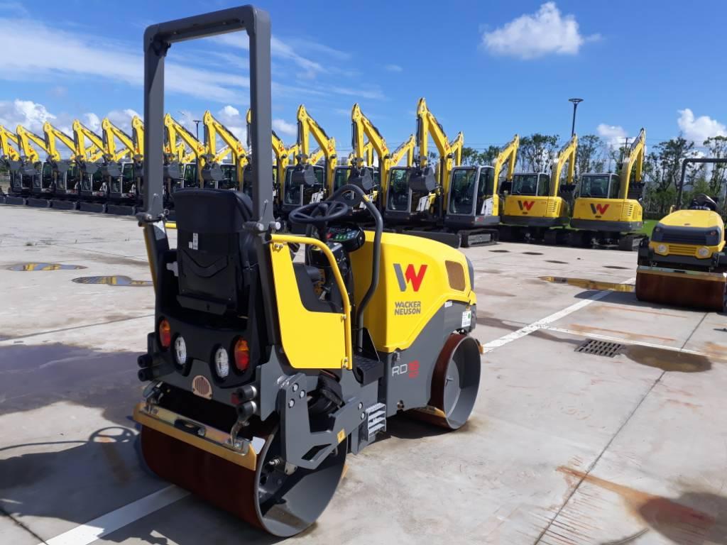 Wacker Neuson RD18-80, Rollers, Construction Equipment