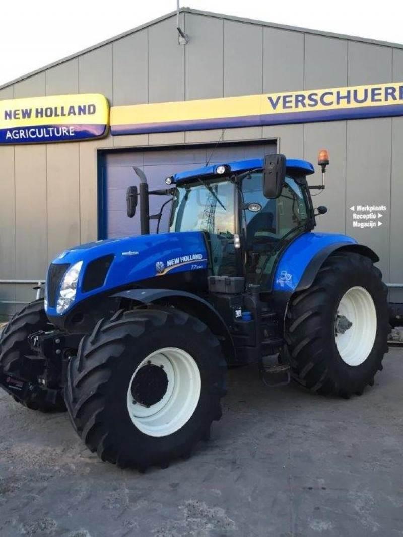 New Holland T7.260 Auto Command CVT, Tractoren, Landbouw