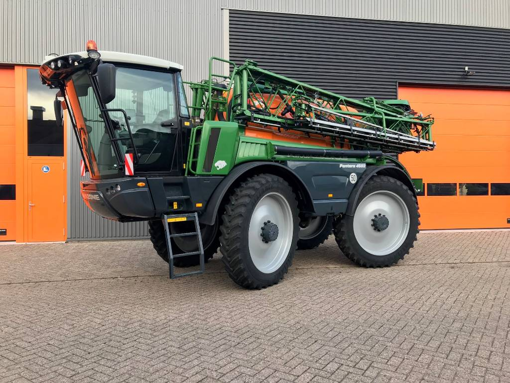 Amazone Pantera 4502, Self-propelled sprayers, Agriculture
