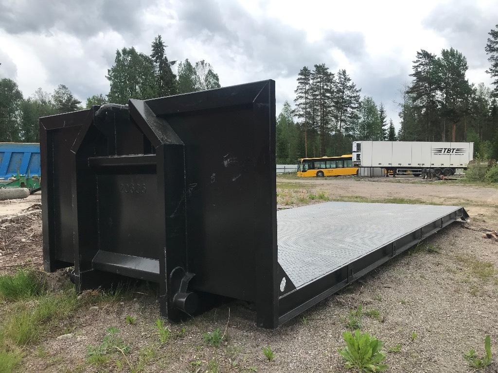 [Other] maskinflak *, Lastväxlarutrustning, Transportfordon