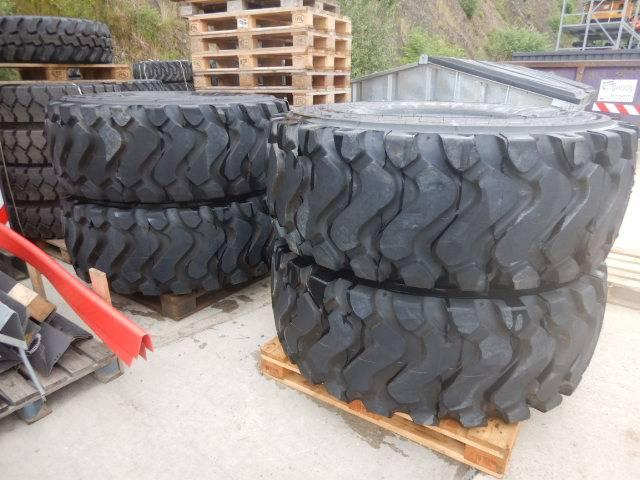 Michelin 23.5 R25 XHA2, Tires, wheels and rims, Construction Equipment