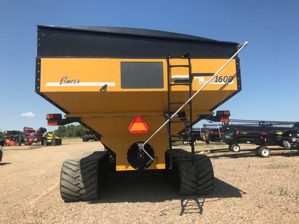 Elmers 1600, Other harvesting equipment, Agriculture