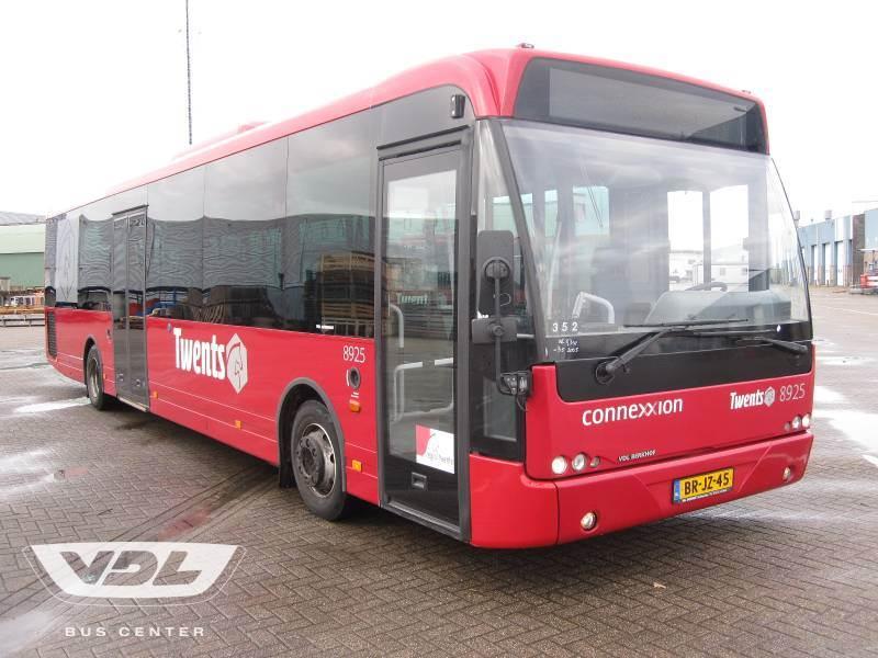 VDL Berkhof Ambassador 200, Public transport, Transportation