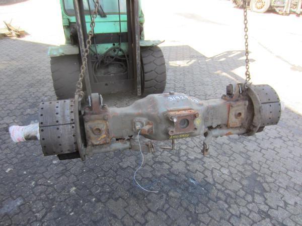 VOLVO RT3210HV / RTS2370A / RT2610HV / RS1370HV CASES, Aksler, Transport