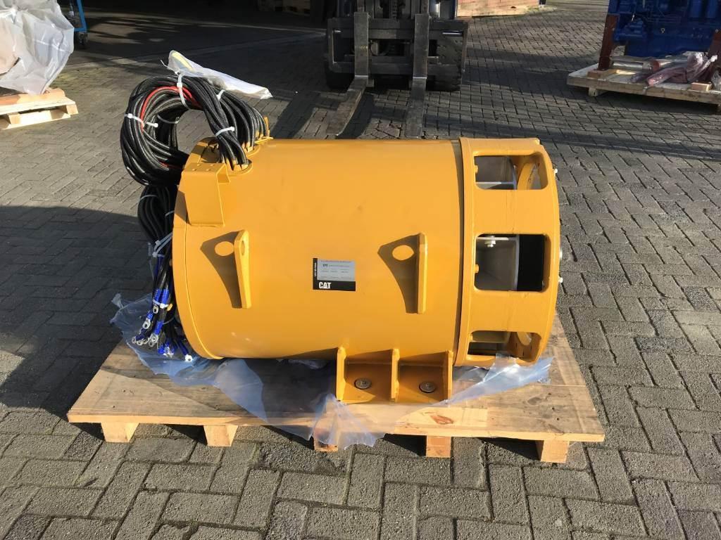 Caterpillar Gen End E3833L4 - SR 500 - 580 kW - ARR.508-9174, Generator Ends, Construction