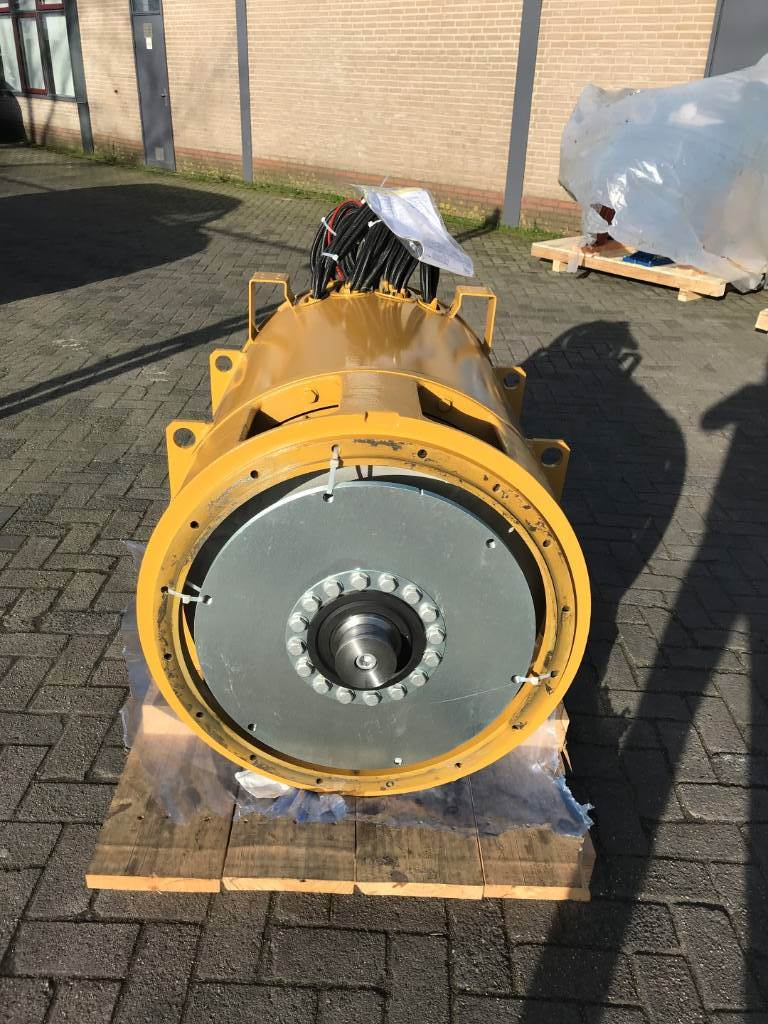 Caterpillar Generator End - SR 500 - 580 kW - ARR.508-9174, Generator Ends, Construction