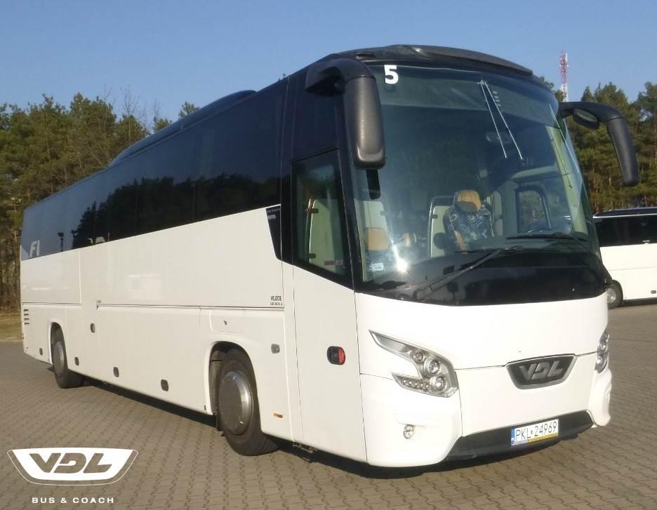 VDL Futura FHD2-129/410, Touringcar, Voertuigen