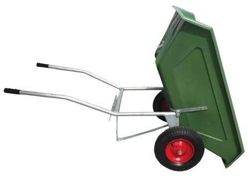Agrosat Talicska MPK 350 liter billenős tandem 6927