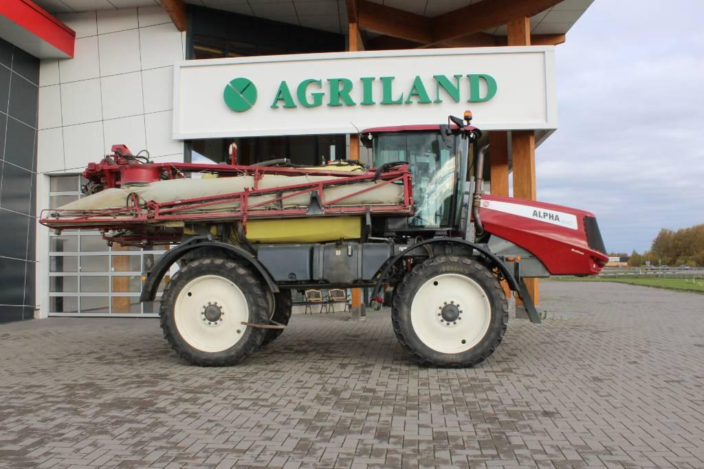 Hardi Alpha Evo 4100, Iseliikuvad pritsid, Põllumajandus