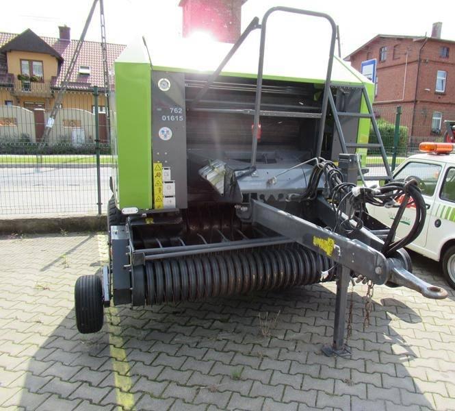 CLAAS Rollant 350, Prasy zwijające, Maszyny rolnicze