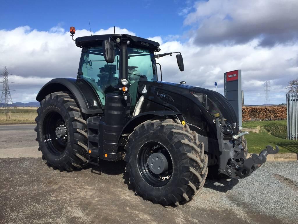 Valtra S394, Tractors, Agriculture