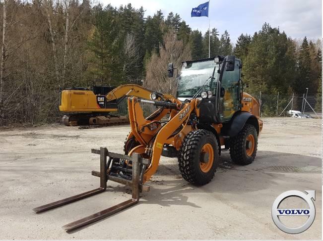 Case 321F, Wheel Loaders, Construction Equipment