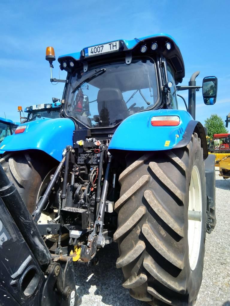 New Holland T7.270 AC, Traktorid, Põllumajandus
