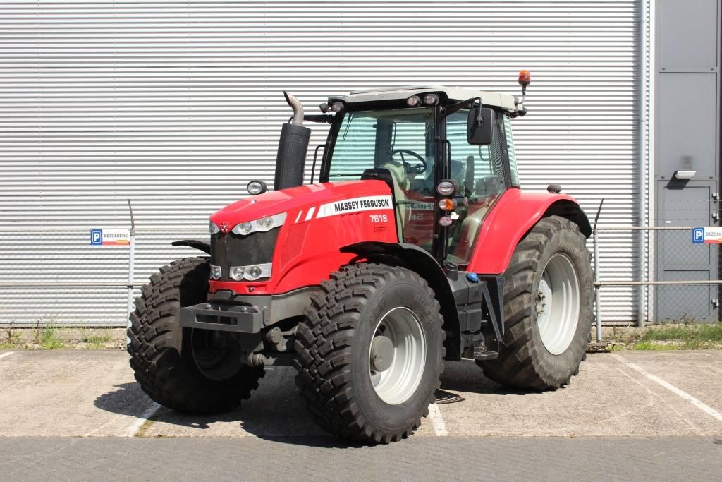 Massey Ferguson 7618 Dyna-6 Efficient, Tractoren, Landbouw