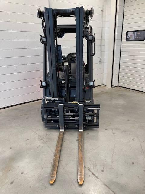 Linde E16C/386, Electric forklift trucks, Material Handling