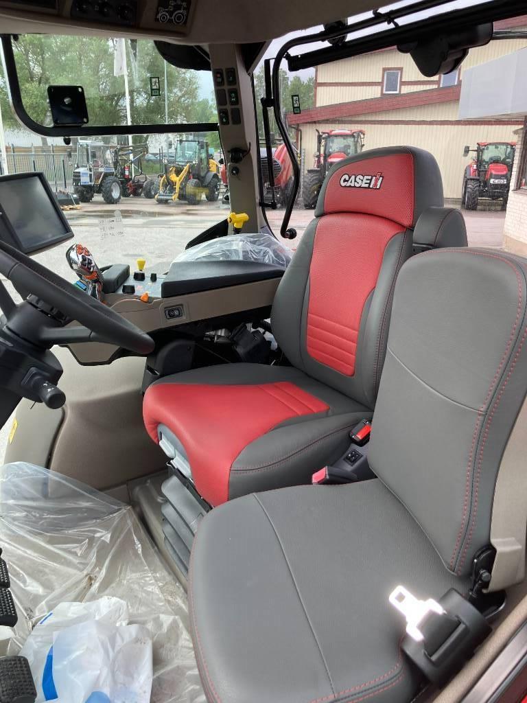 Case IH Puma 165 CVT Fronlyft GPS Omg.leverans, Traktorer, Lantbruk
