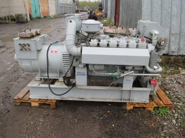 Stamford A.C GENERATOR SC434E, Diesel Generators, Construction Equipment