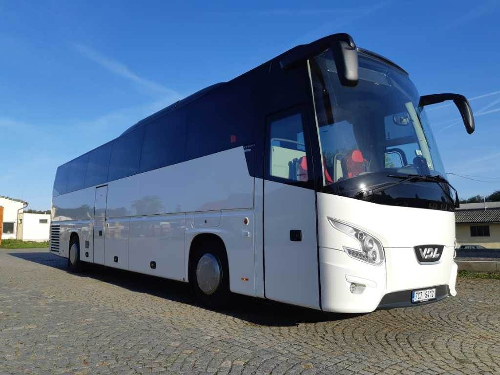 VDL Futura FHD2 129/440, Междуградски автобуси, Транспорт
