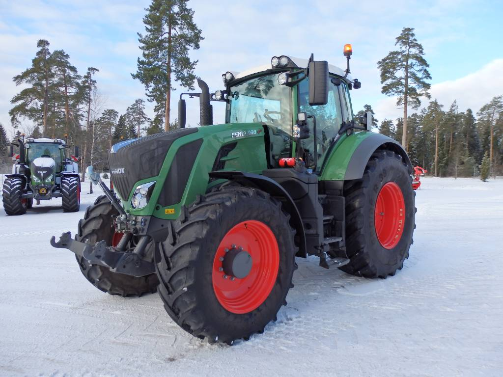 Fendt 828 Vario S4 Profi, Traktorid, Põllumajandus