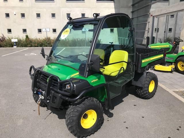 John Deere Gator HPX815E, ATV-d, Põllumajandus