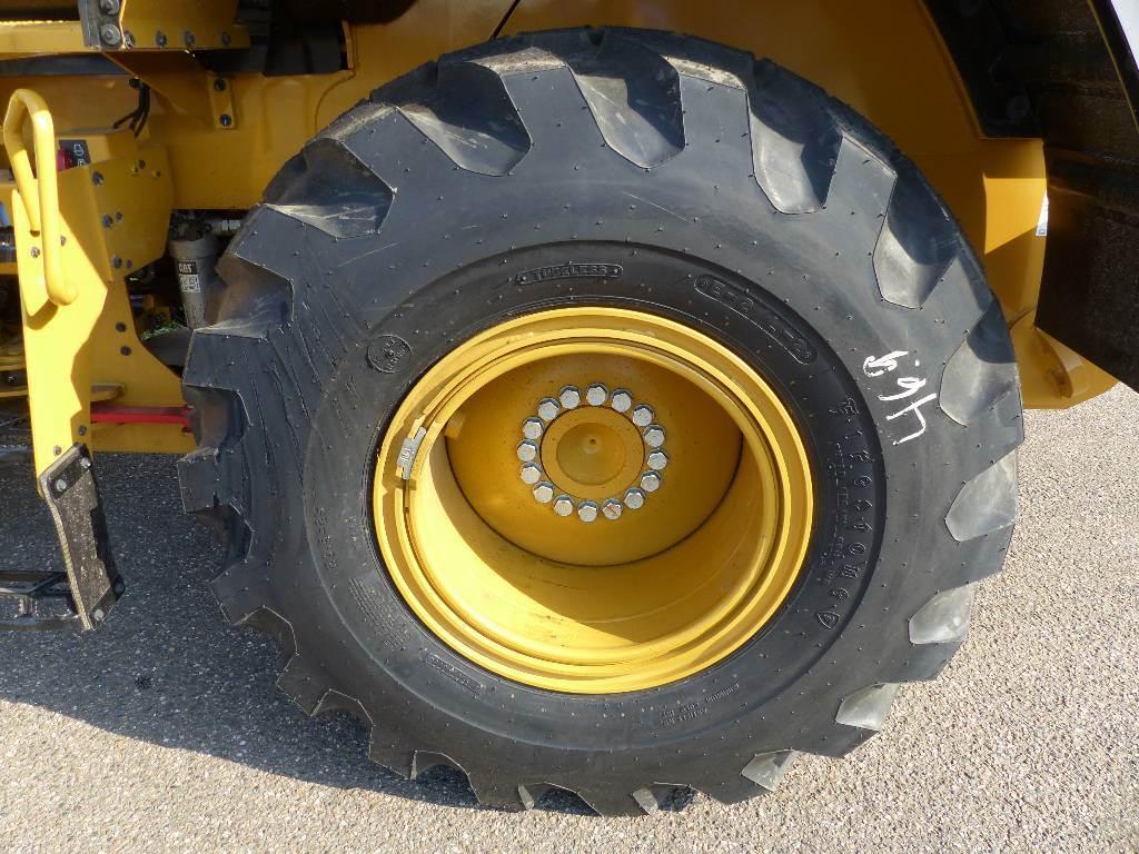 Caterpillar 926 M, Wielladers, Bouw