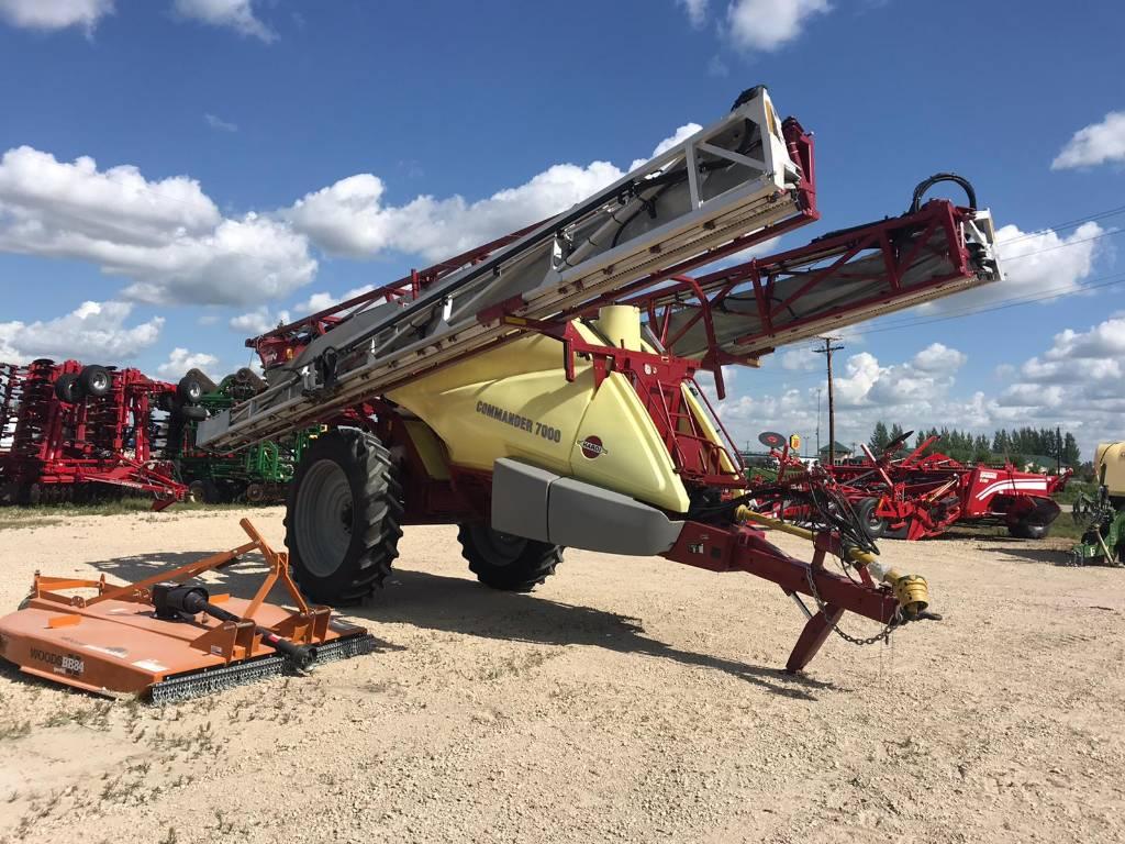 Hardi Commander 7000, Trailed sprayers, Agriculture