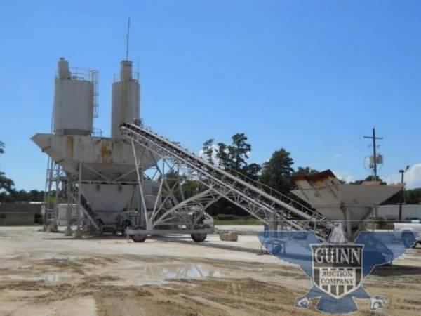 Cement Manufacturing Plants United States : Purchase cs johnson dry batch concrete plant