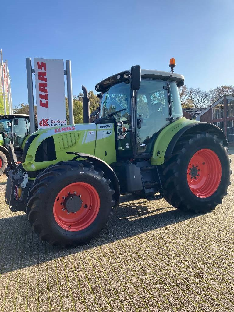 CLAAS Arion 630 Cebis, Tractors, Agriculture