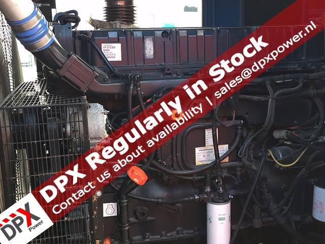 Volvo 1241 Generatorset, Diesel generatoren, Bouw
