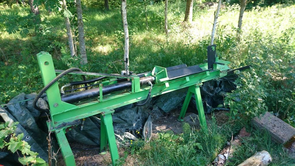 Kellfri Vedklyv, Övriga skogsmaskiner, Skogsmaskiner
