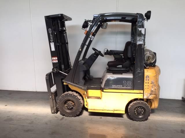 Atlet Balance GL-18 (BM0102), LPG gaffeltrucks, Trucks