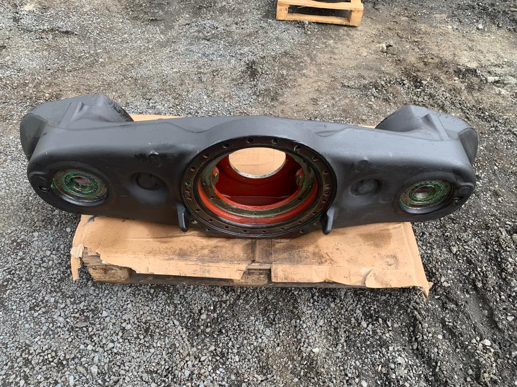 John Deere Boogie Case F689857, Podvozky a zavěšení kol, Lesní technika