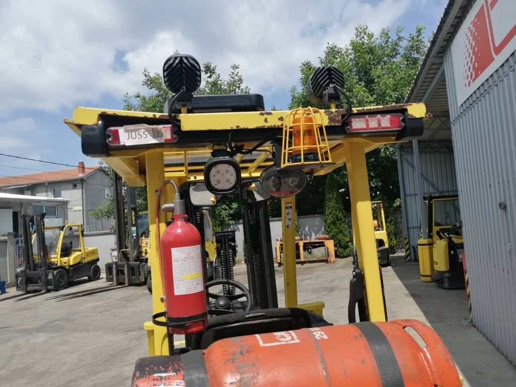 Hyster S2.5FT, LPG counterbalance Forklifts, Material Handling