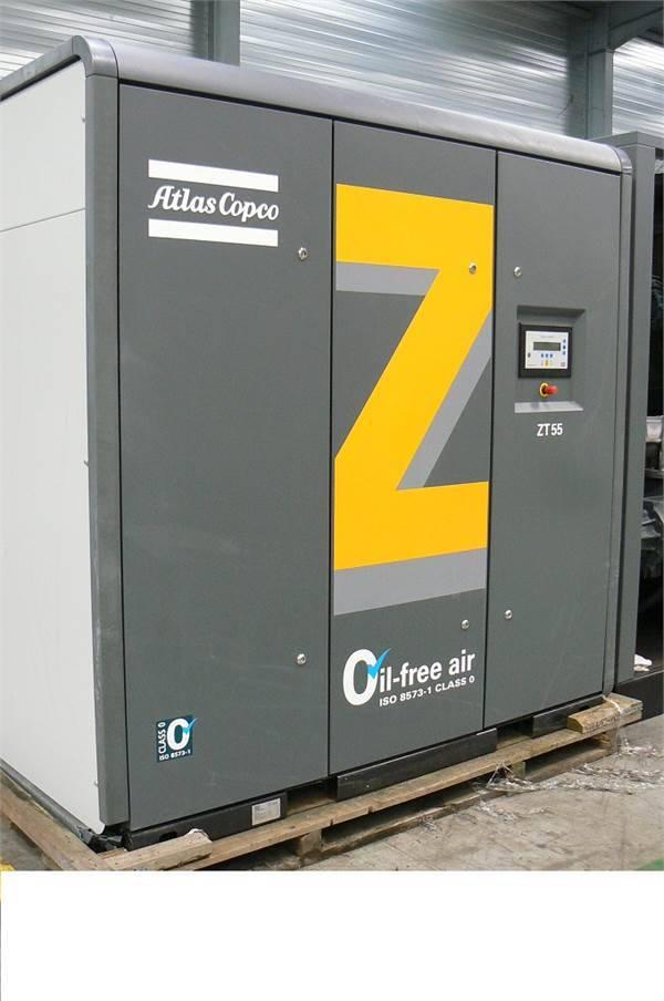 Atlas Copco ZT 55, Compressors, Industrial