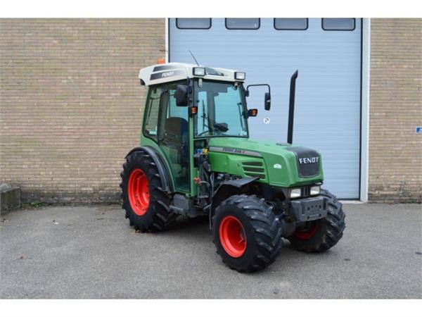 Fendt 208 VA Smalspoortractor, Tractoren, Landbouw