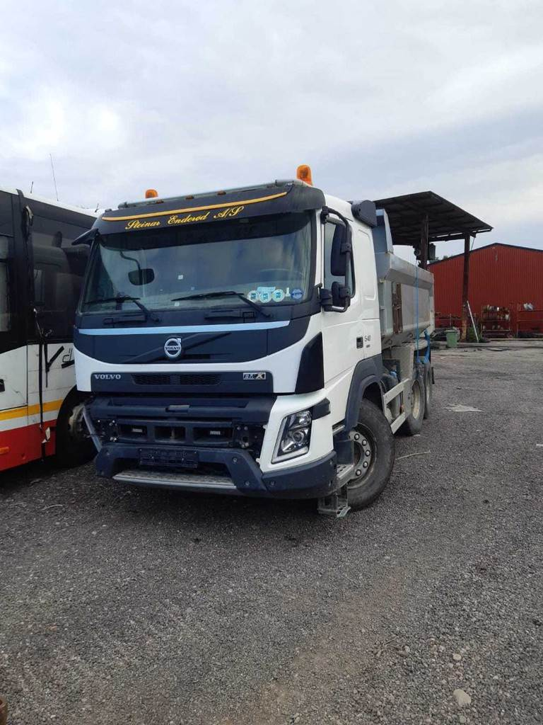 Volvo FMX 540 6X4 EURO6 FOR PARTS, Transport chassis and suspension, Trucks and Trailers