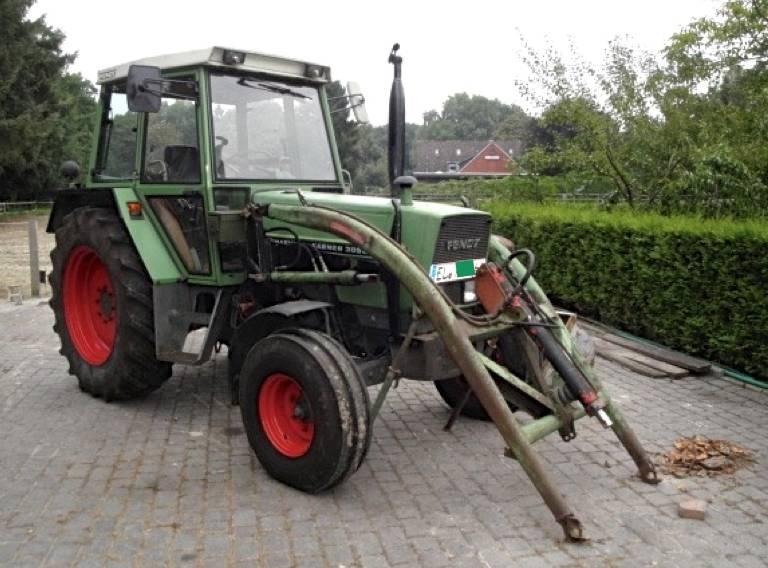 fendt 305 ls farmer marge 305 ls farmer